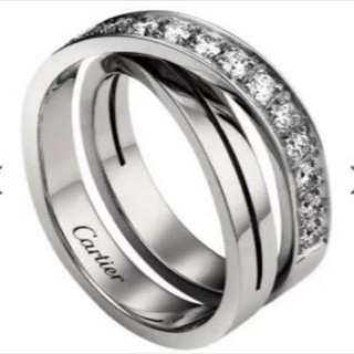 美品 Cartierカルティエ リング (リング(指輪))