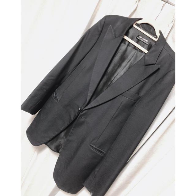RAF SIMONS(ラフシモンズ)のラフシモンズ RAF SIMONS 2001 AWジャケット メンズのジャケット/アウター(テーラードジャケット)の商品写真