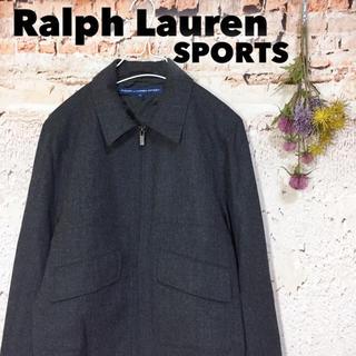 ラルフローレン(Ralph Lauren)のラルフローレン スポーツ ウールコーチジャケット ブルゾン ジャンパー(ブルゾン)