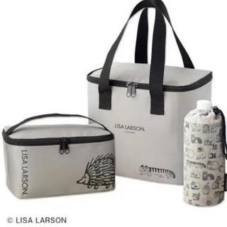 Lisa Larson - 新品未使用 リサ・ラーソン保冷バッグ3点セット
