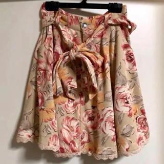 リズリサ(LIZ LISA)のLIZ LISA 花柄フレアスカート リズリサ(ミニスカート)