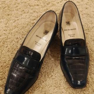 ブルーノマリ(BRUNOMAGLI)の(DF様専用)ブルーノマリ ローファー(ローファー/革靴)