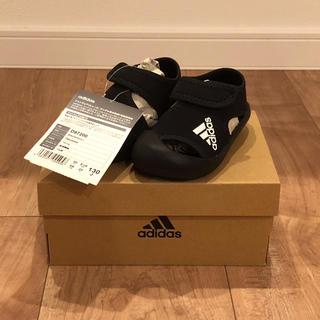 adidas - 新品 adidas サンダル ウォーターシューズ 13cm