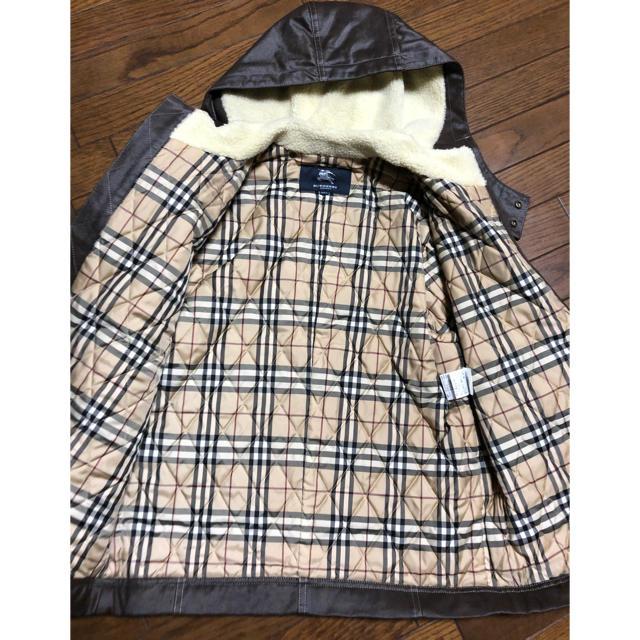 BURBERRY(バーバリー)の未使用 バーバリー 150 コート キッズ/ベビー/マタニティのキッズ服 男の子用(90cm~)(コート)の商品写真