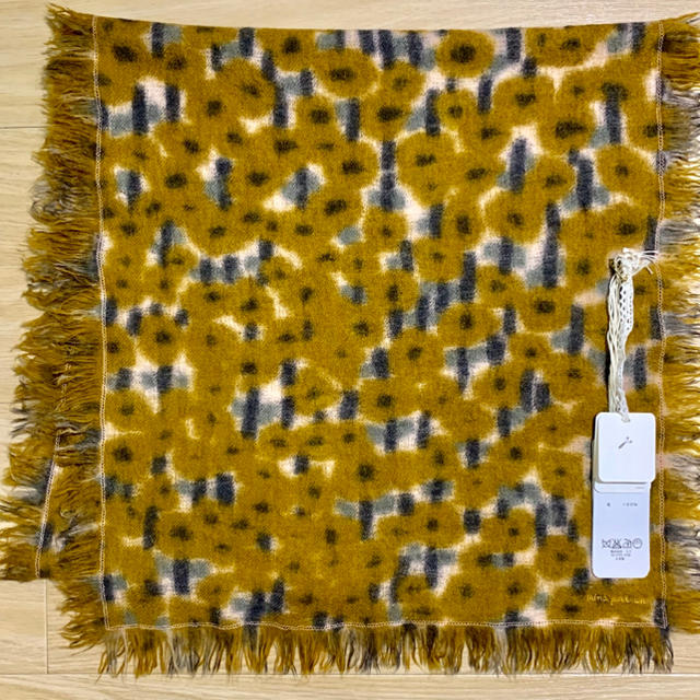 mina perhonen(ミナペルホネン)のmina perhonen sonata ミナペルホネン マフラー レディースのファッション小物(マフラー/ショール)の商品写真