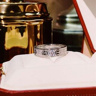 カルティエ(Cartier)の カルティエ リング 美品(リング(指輪))