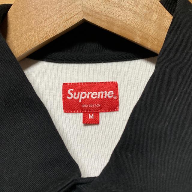 Supreme(シュプリーム)のsupreme ラガー シャツ rugby ポロシャツ Mサイズ メンズのトップス(ポロシャツ)の商品写真