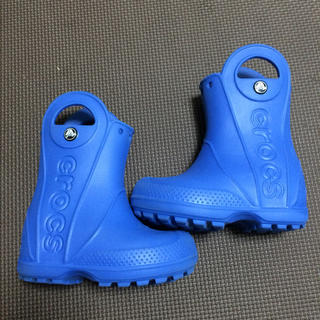 crocs - クロックス★長靴★レインブーツ★C6★13〜14cm