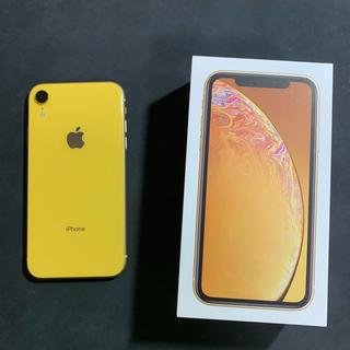 Apple - iPhone  XR 64G simフリー