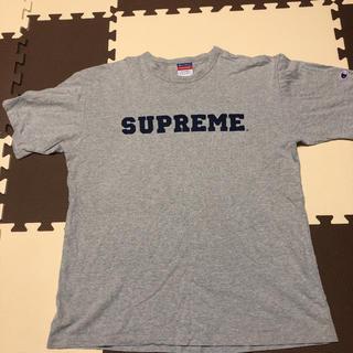 Supreme - supreme 90s 初期 championコラボTシャツ