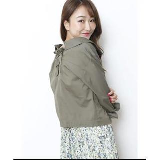 リランドチュール(Rirandture)の最終値下げ!!!シャツジャケット定価17000円 税抜(テーラードジャケット)