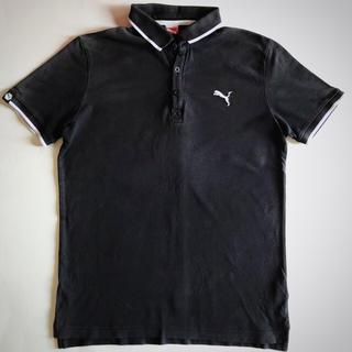 プーマ(PUMA)のプーマ ポロシャツ メンズ ブラック 黒(ポロシャツ)