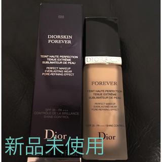 Dior - Diorファンデーション新品未使用