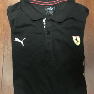 プーマ(PUMA)のPUMA フェラーリミックスポロシャツ半袖(ポロシャツ)