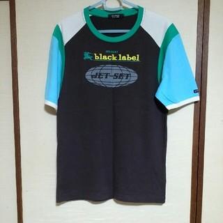 バーバリーブラックレーベル(BURBERRY BLACK LABEL)の【2】バーバリーブラックレーベル 半袖Tシャツ(Tシャツ/カットソー(半袖/袖なし))