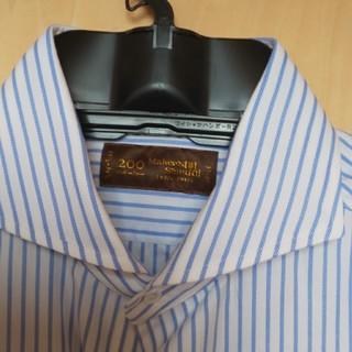 鎌倉シャツ 長袖ワイシャツ200(シャツ)