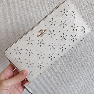 COACH - COACH☆コーチ☆ラウンドファスナー長財布