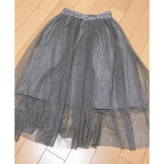 GU - GUフレアスカート130cm