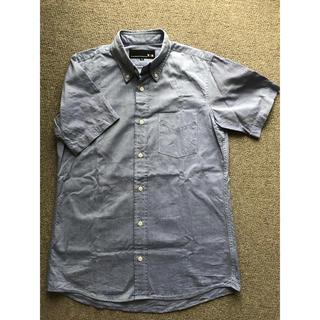 ヴァンヂャケット(VAN Jacket)のVAN/⑲半袖BDシャツ(M)/ブルー(シャツ)
