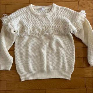 JEANASIS - ジーナシス セーター