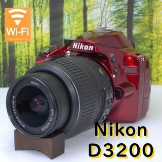Nikon - 初めての一眼レフはこれで決まり☆彡Nikon D3200♪