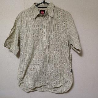 ザノースフェイス(THE NORTH FACE)のノースフェイス  半袖  シャツ Mサイズ(Tシャツ/カットソー(半袖/袖なし))