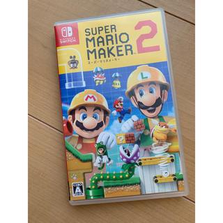 Nintendo Switch - スーパーマリオメーカー 2