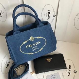 PRADA - プラダカナパSお財布セット