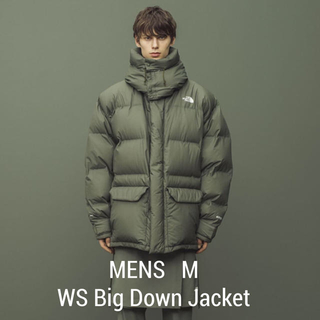 ザノースフェイス(THE NORTH FACE)のTHE NORTH FACE × HYKE WS Big Down Jacket(ダウンジャケット)