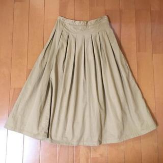 MARGARET HOWELL - 【GRANDMA MAMA DAUGHTER】プリーツスカート