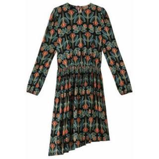 N°21 - 定価16万 昨年購入 n°21 ヌメロヴェントゥーノ シルク ドレス ワンピース