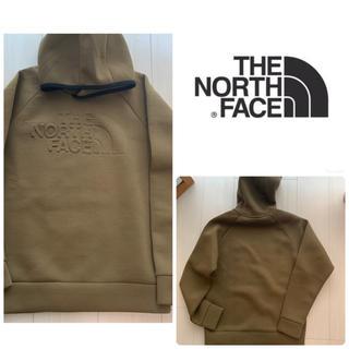 THE NORTH FACE - ノースフェイス カーキスウェット  パーカー