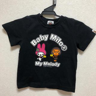 アベイシングエイプ(A BATHING APE)の90 bape Tシャツ マイメロコラボ(Tシャツ/カットソー)