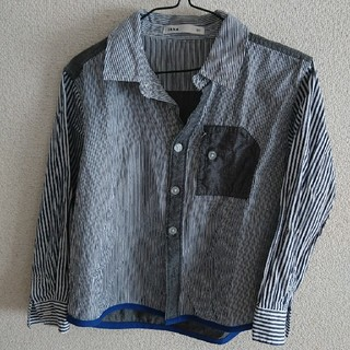イッカ(ikka)のイッカ 切り替えシャツ(ブラウス)