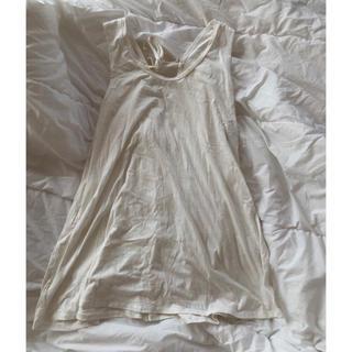 スライ(SLY)のワンピース(Tシャツ(半袖/袖なし))