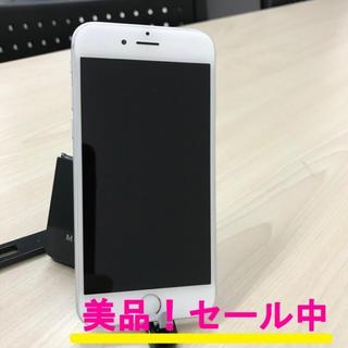 au - iPhone6  シルバー