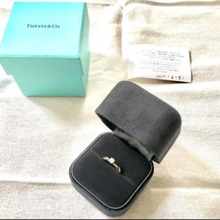 ティファニー(Tiffany & Co.)のりほ5305様専用ティファニー ハーモニー リング(リング(指輪))