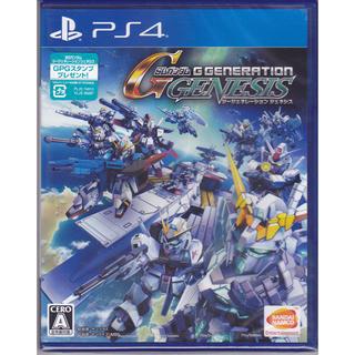 PlayStation4 - 新品 SDガンダム ジージェネレーション ジェネシス PS4版