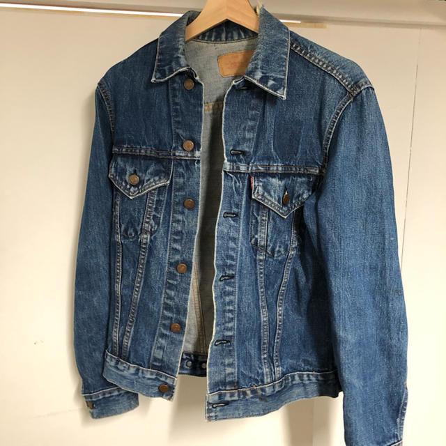Levi's(リーバイス)のリーバイス デニムジャケット メンズのジャケット/アウター(Gジャン/デニムジャケット)の商品写真