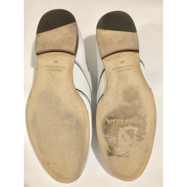 BEAMS(ビームス)のPOLPETTA ポルペッタ スリッポンシューズ メンズの靴/シューズ(スリッポン/モカシン)の商品写真