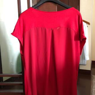 プラステ(PLST)のカットソー(カットソー(半袖/袖なし))