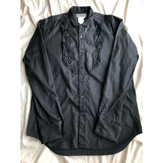 Yohji Yamamoto - Yohji Yamamoto POUR HOMME 95ss 断ち切りシャツ