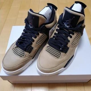 NIKE - WMNS AIR JORDAN 4 RETRO 28cm