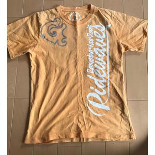 ガッチャ(GOTCHA)のガッチャ  オレンジ色  Mサイズ(Tシャツ/カットソー(半袖/袖なし))