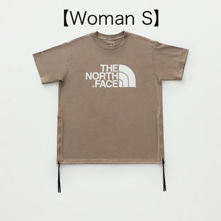 HYKE -  HYKE THENORTHFACE Tシャツ タン