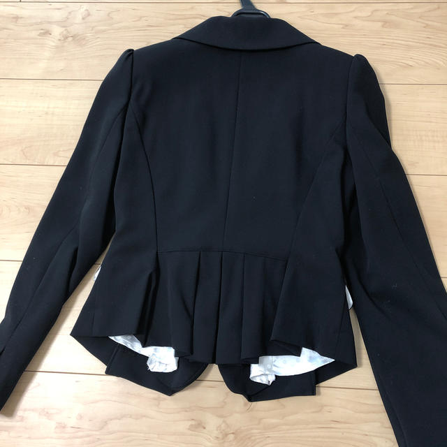 Swingle(スウィングル)の美品♡Swingleブラックスーツセット レディースのフォーマル/ドレス(スーツ)の商品写真