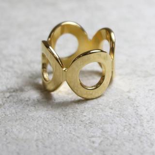 YArKA/ヤーカ リング 10号 ゴールド(リング(指輪))