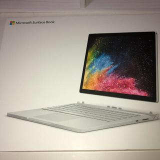 Microsoft - Surface Book2 13 i7-8650u