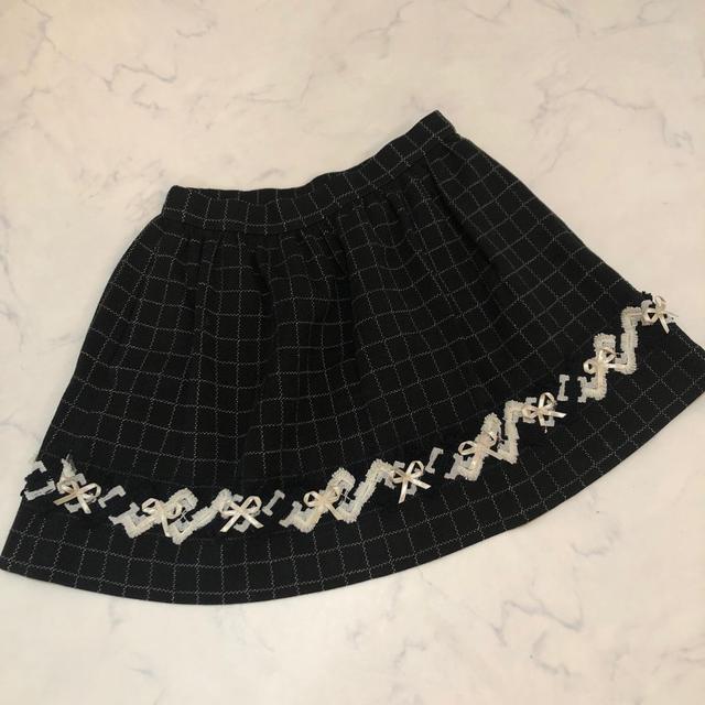 TOCCA(トッカ)のマリィ様。ご専用…早い者勝ち!!♛TOCCA♛上品可愛い2点セット キッズ/ベビー/マタニティのキッズ服 女の子用(90cm~)(スカート)の商品写真