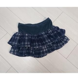 ANNA SUI mini - ANNA SUI mini のキッズ用キュロットスカート 120